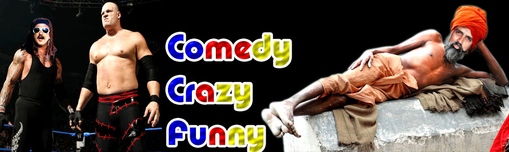 Comedy Crazy Funny