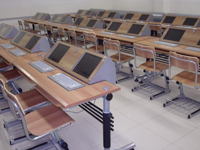 Prefeitura disponibiliza 36 computadores para estudantes de escola municipal
