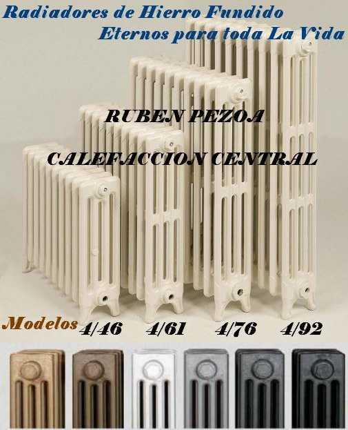 Radiadores de calefaccion cheap radiador elementos - Elementos de radiadores ...