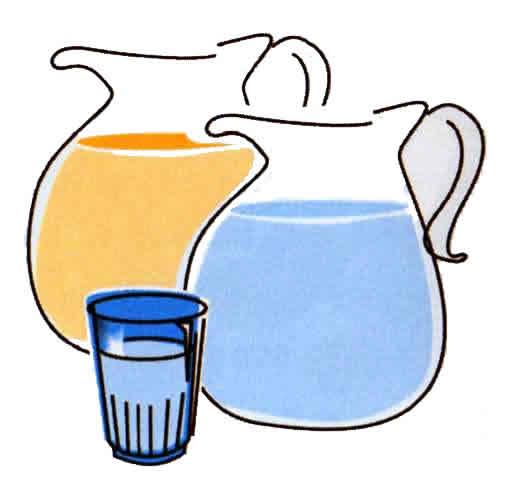 Dibujos para colorear de agua potable - Imagui