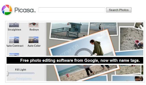 Compartir Fotografías en Línea - Picasa - menteprincipiante.com