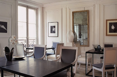 Luxury Classic Designer Frederic Mechiche french interiors