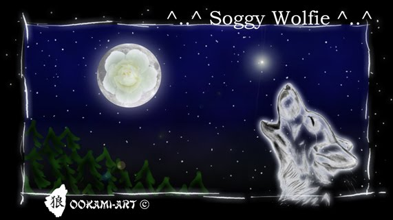^. .^  Soggy Wolfie  ^. .^