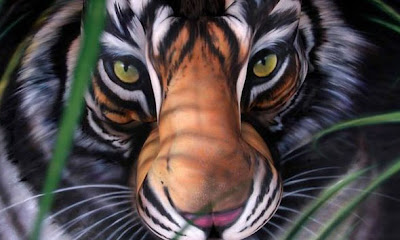 Amazing Body Painting Art