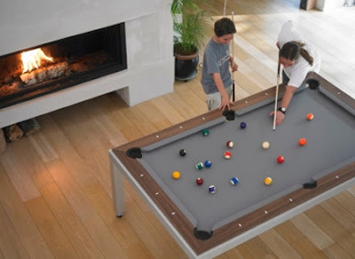 15 Unusual and Creative Pool Tables ~ CRAZY PICS !