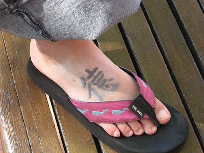 baby foot tattoo 15 Awesome Tattoos on Foot