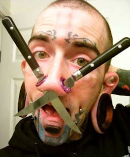 20 Strange Tattoos and Ugly body modifications