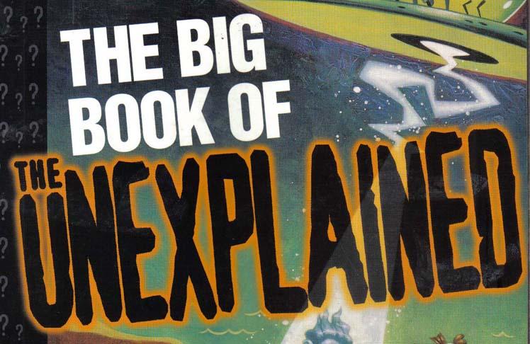 O Grande Livro do Inexplicável!