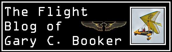 The Flying Blog of Gary C. Booker