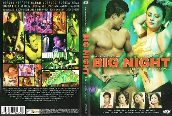 watch filipino classic movies pinoy tagalog films Big Night