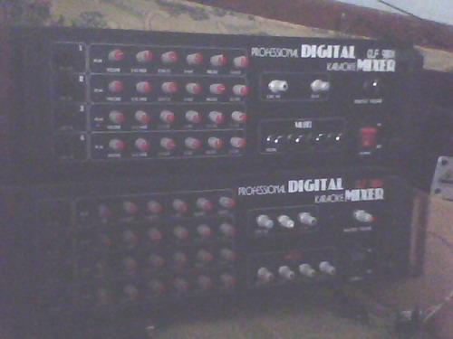 mixer 5 chanel (4 + 1)