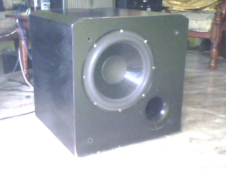 kenwood pasif jadi aktif sub woofer