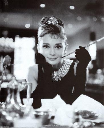 Rope Twist Bun · Hairstyle.. Audrey Hepburn Bun