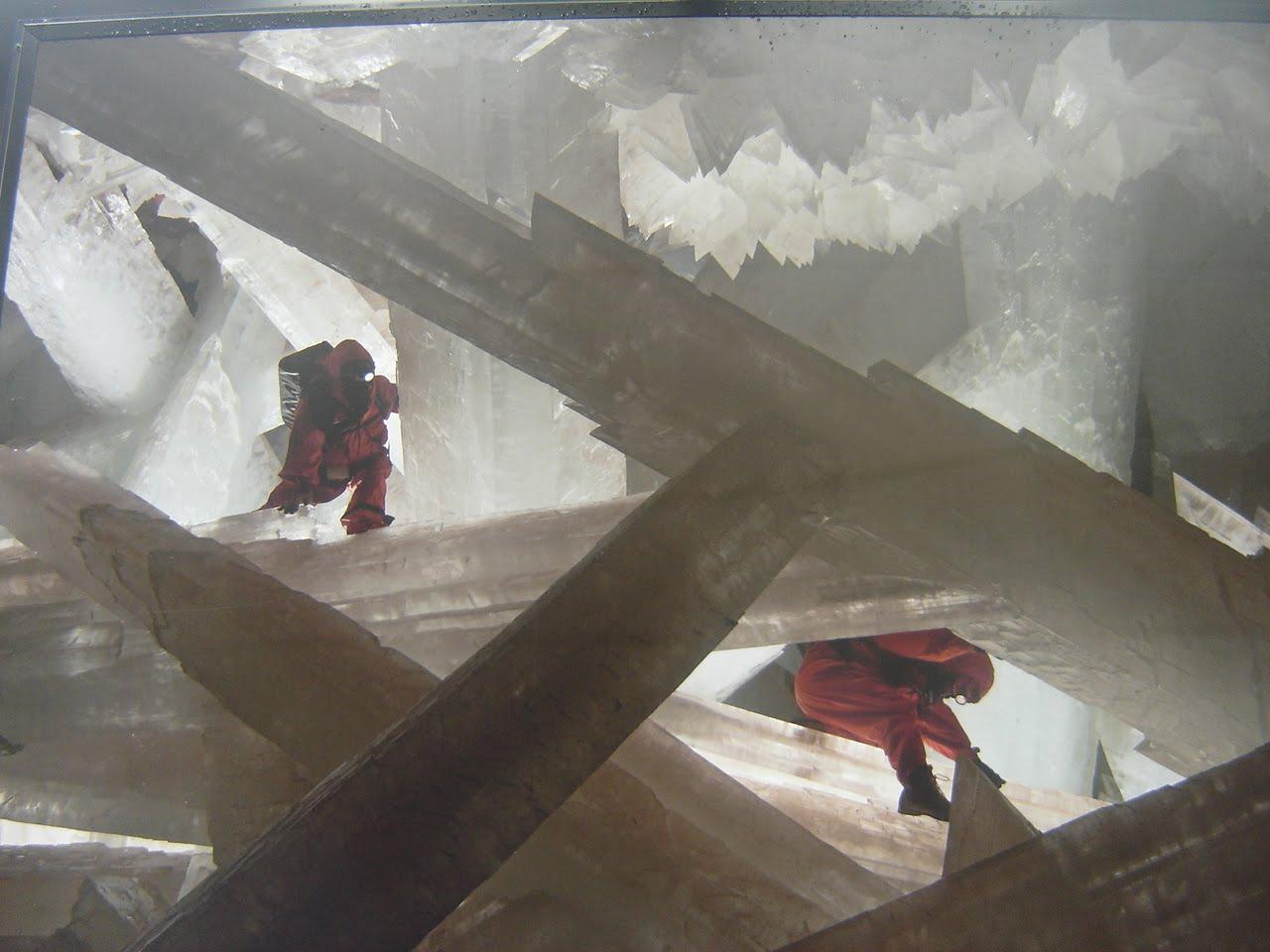 cuevas de naica cuevas de crista