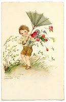 Boy Umbrella