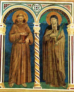 St. Francis and St. Clare