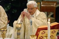 B16 and Eucharist