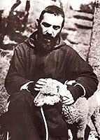Young Padre Pio