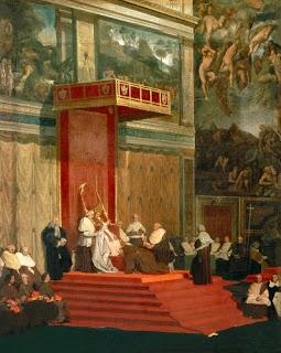 Ingres Pius V