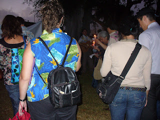 Candlelight Vigil 2
