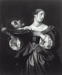 Salome and John the Baptist