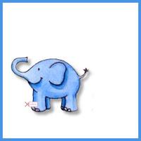 Blue Elephant ecg