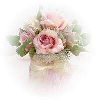 Misted Rose