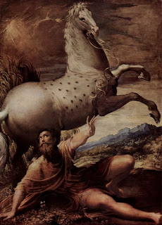 Conversion of St. Paul by Francesco Mazzola