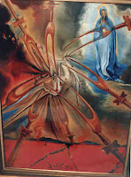 Vision of Hell Dali