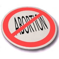 No to Abortion