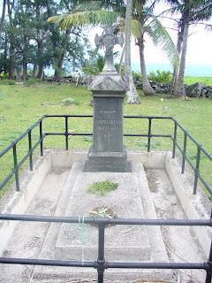 Brother Joseph Dutton's Grave