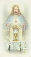 Eucharistic Jesus