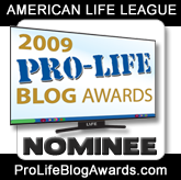 Prolife Blog Awards