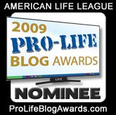 Prolife Blog Awards