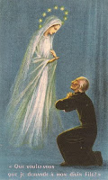 Mary and St. John Vianney