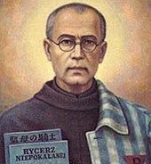 St. Maximilian Kolbe Prisoner