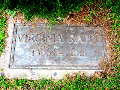 virginia rappe death photos