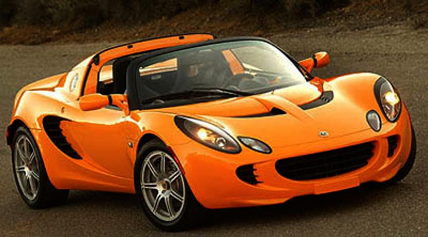 Popular Cars: Lotus Elise