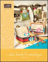 Stampin' Up Catalogue Idea Book