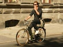 Najbardziej szykowny łódzki rowerzysta w sierpniu