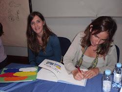 Rita Sobral e Cátia Viegas