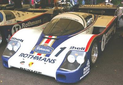 24 Horas de Le Mans - Página 2 956porsche