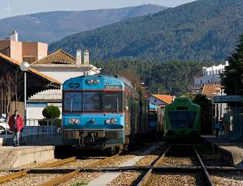 Queremos o comboio no Ramal da Lousã!