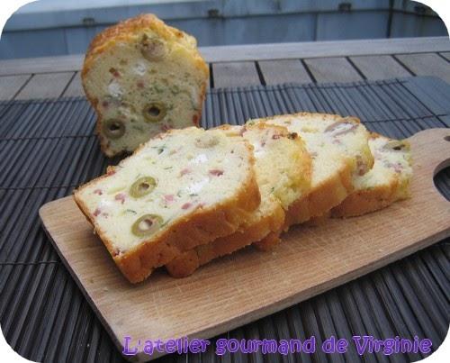 Recette Cake Tomate Sechees Mozzarella Ppour  Personnes