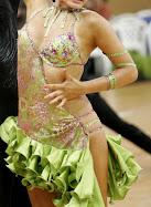 Vestidos de Danças de Salão à venda