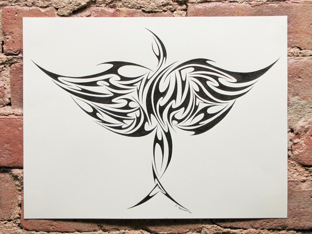 Phoenix Tribal 10