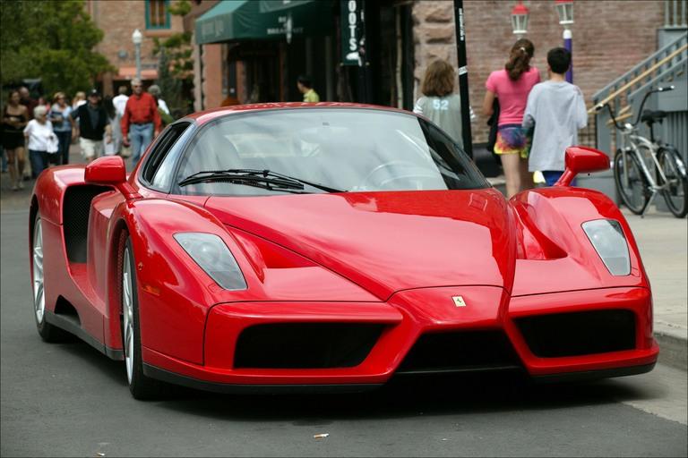 Ferrari Enzo Wallpaper Pink. Top Nice Cars: Ferrari Enzo