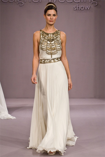 Wedding Destinations: The Goddess Look of Grecian Wedding ...