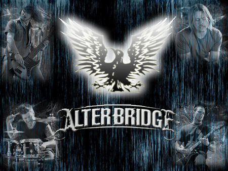 band wallpapers. Alter Bridge Wallpapers