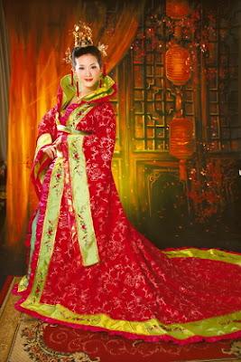 Hanfu wedding